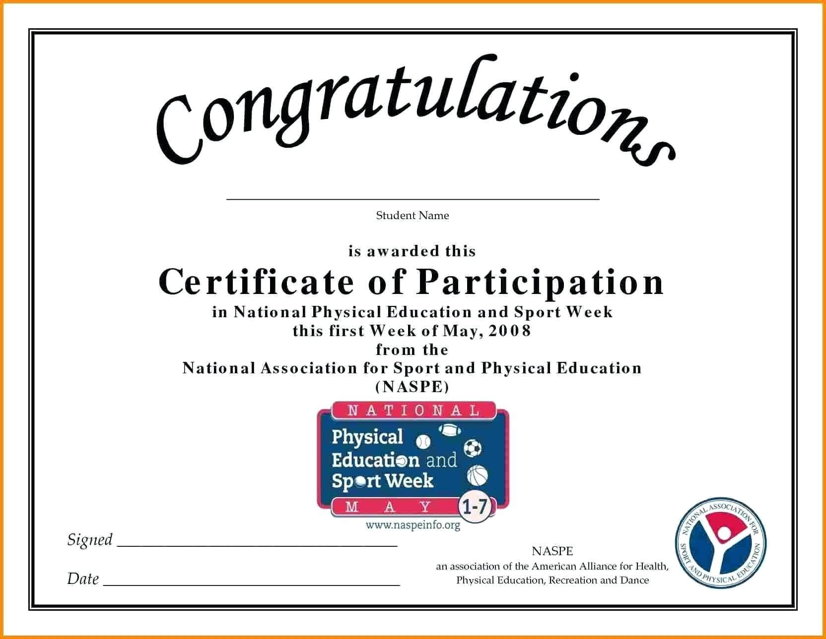 Sample Certificate Of Participation In Workshop - Dalep Inside Certificate Of Participation Template Pdf