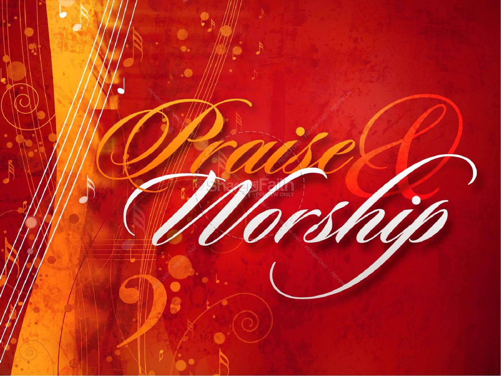 Sharefaith: Church Websites, Church Graphics, Sunday School With Regard To Praise And Worship Powerpoint Templates