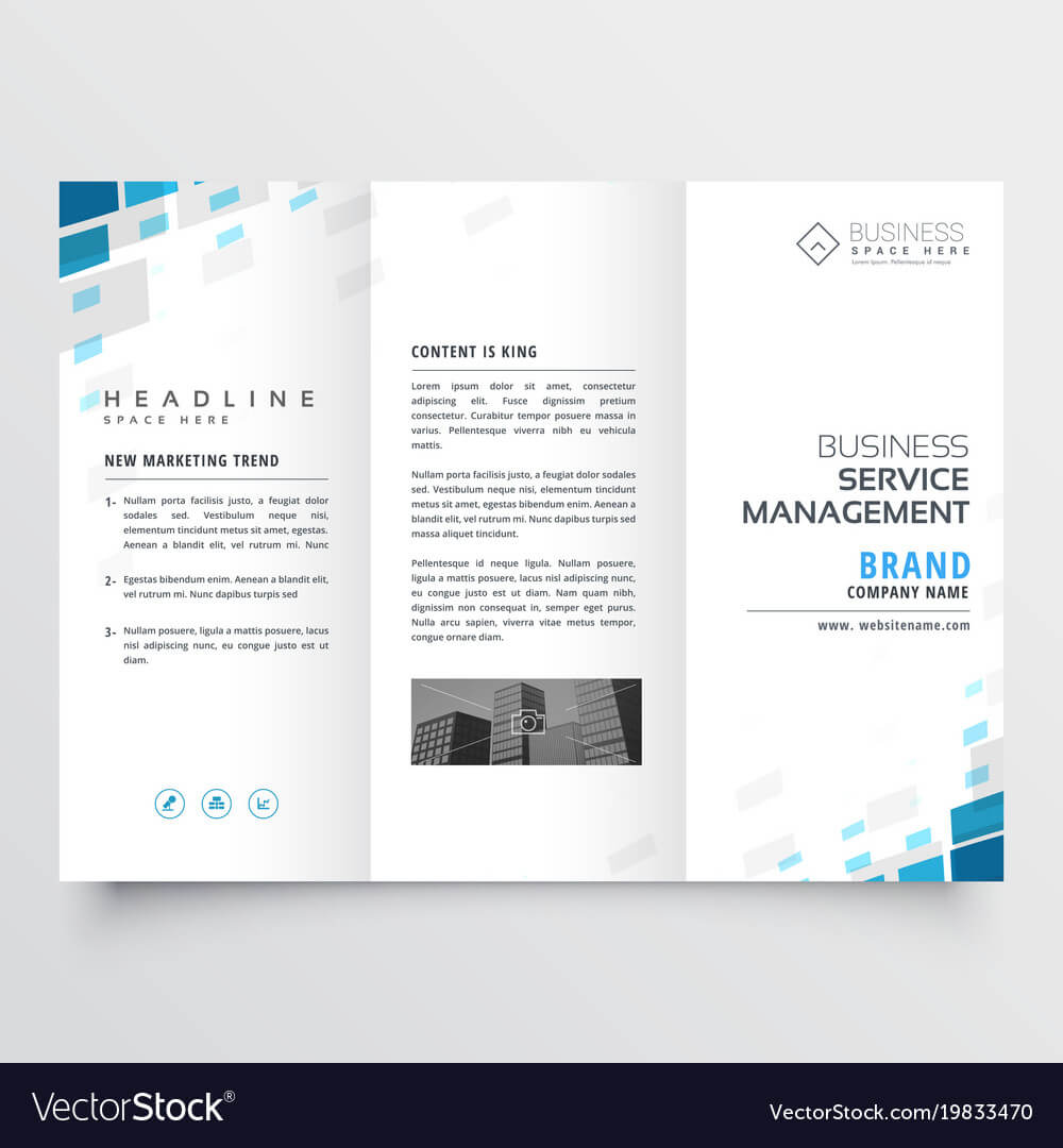 Simple Brochure Design Templates - Yeppe With One Page Brochure Template