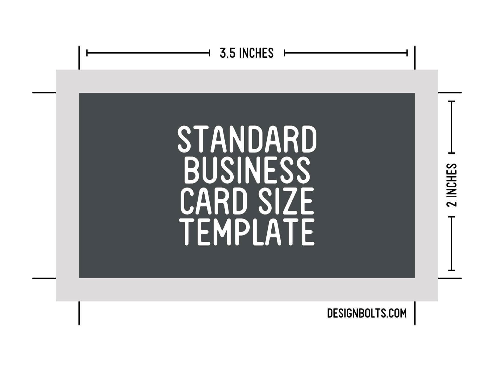 Size Of Business Card - Business Card Tips In Business Card Size Template Photoshop