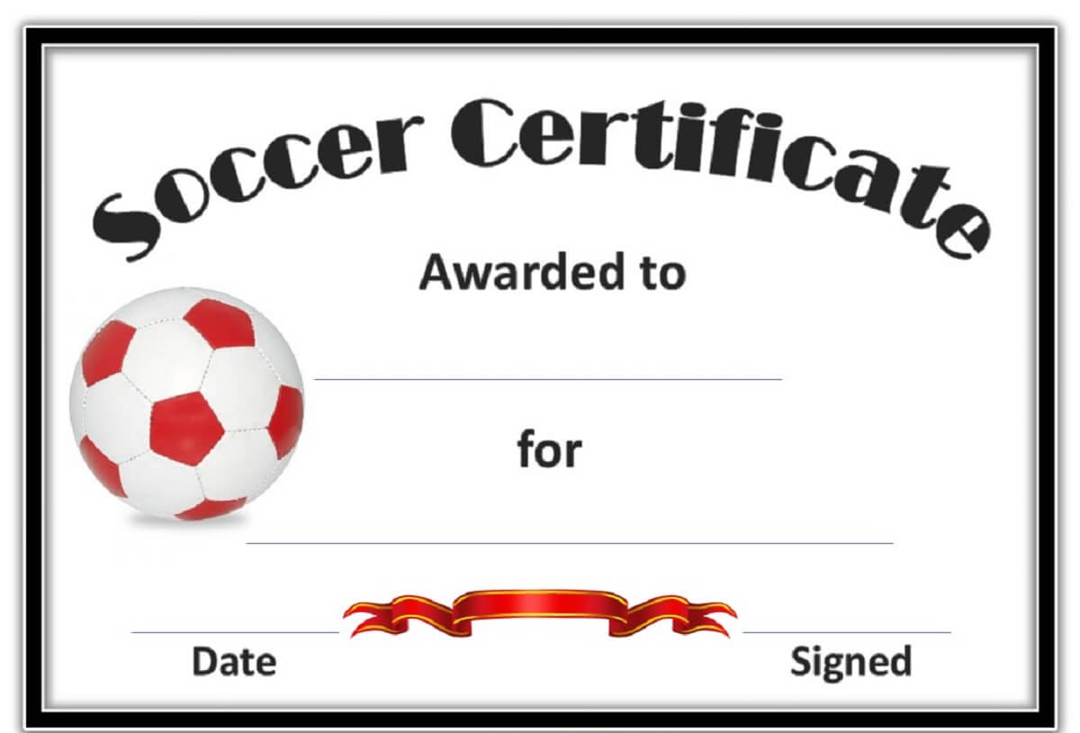 Sports Day Certificate Templates Free - Calep.midnightpig.co Throughout Player Of The Day Certificate Template
