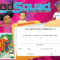 Ssaacc26 | Sunday School Awards And Certificate Clipart Big Inside Vbs Certificate Template