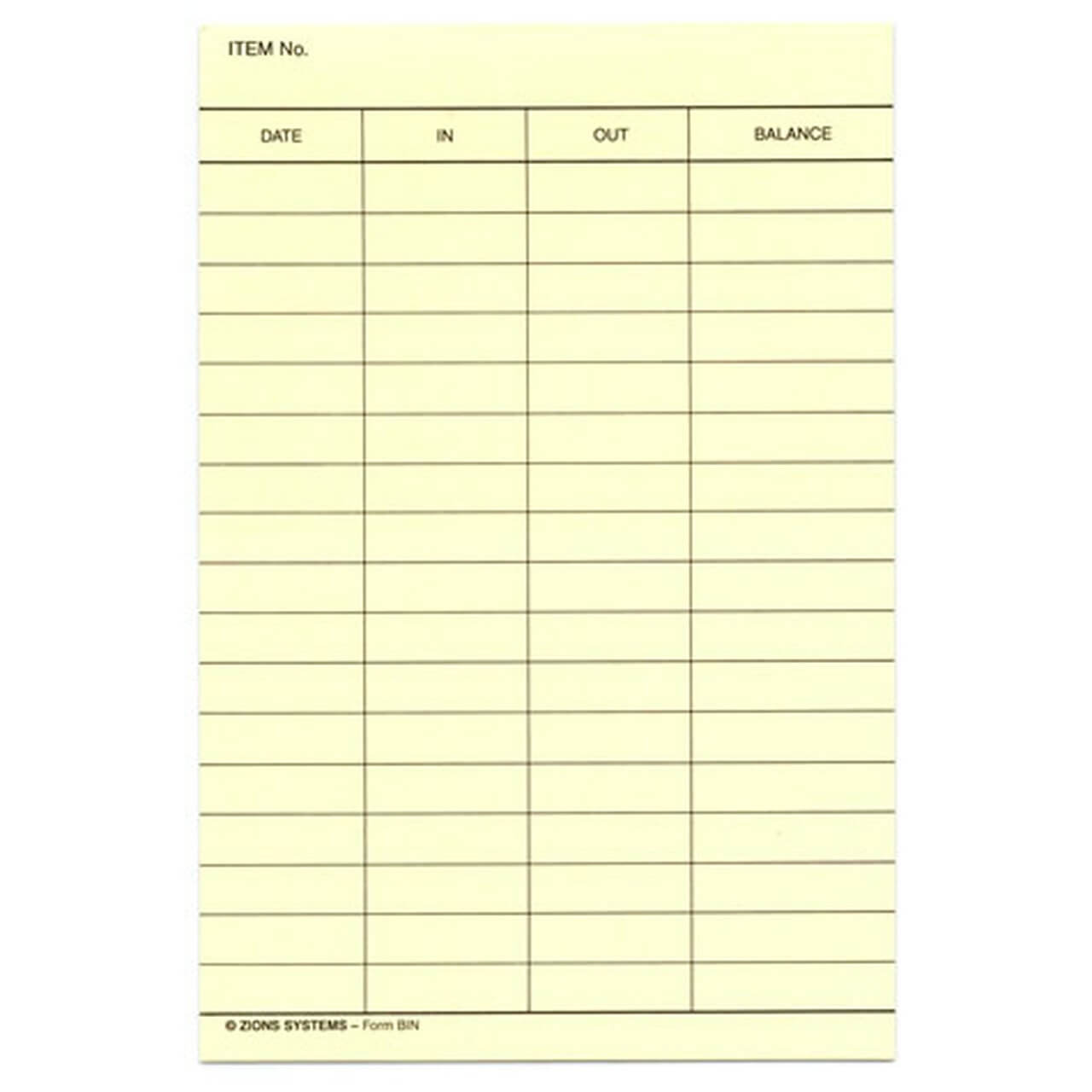 Stock Card – Dalep.midnightpig.co Throughout Bin Card Template