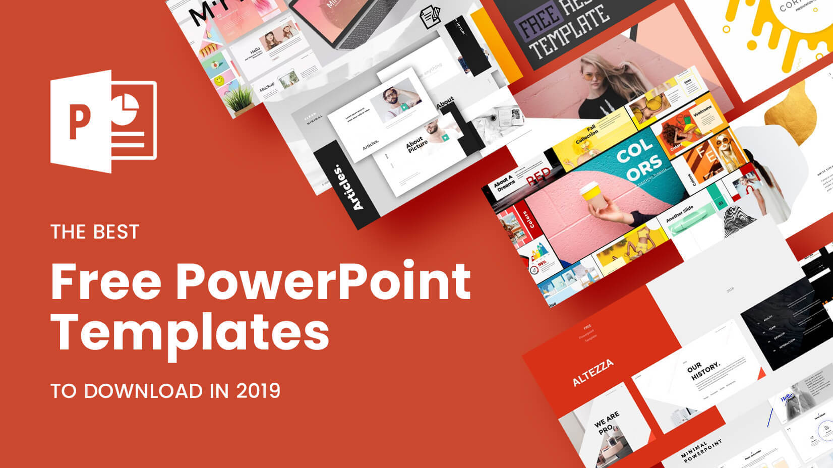The Best Free Powerpoint Templates To Download In 2019 Pertaining To Fun Powerpoint Templates Free Download