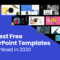 The Best Free Powerpoint Templates To Download In 2020 Within Powerpoint Sample Templates Free Download