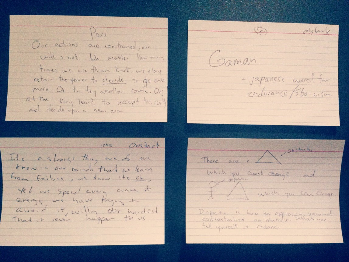 The Notecard System: The Key For Remembering, Organizing And With 3X5 Note Card Template For Word