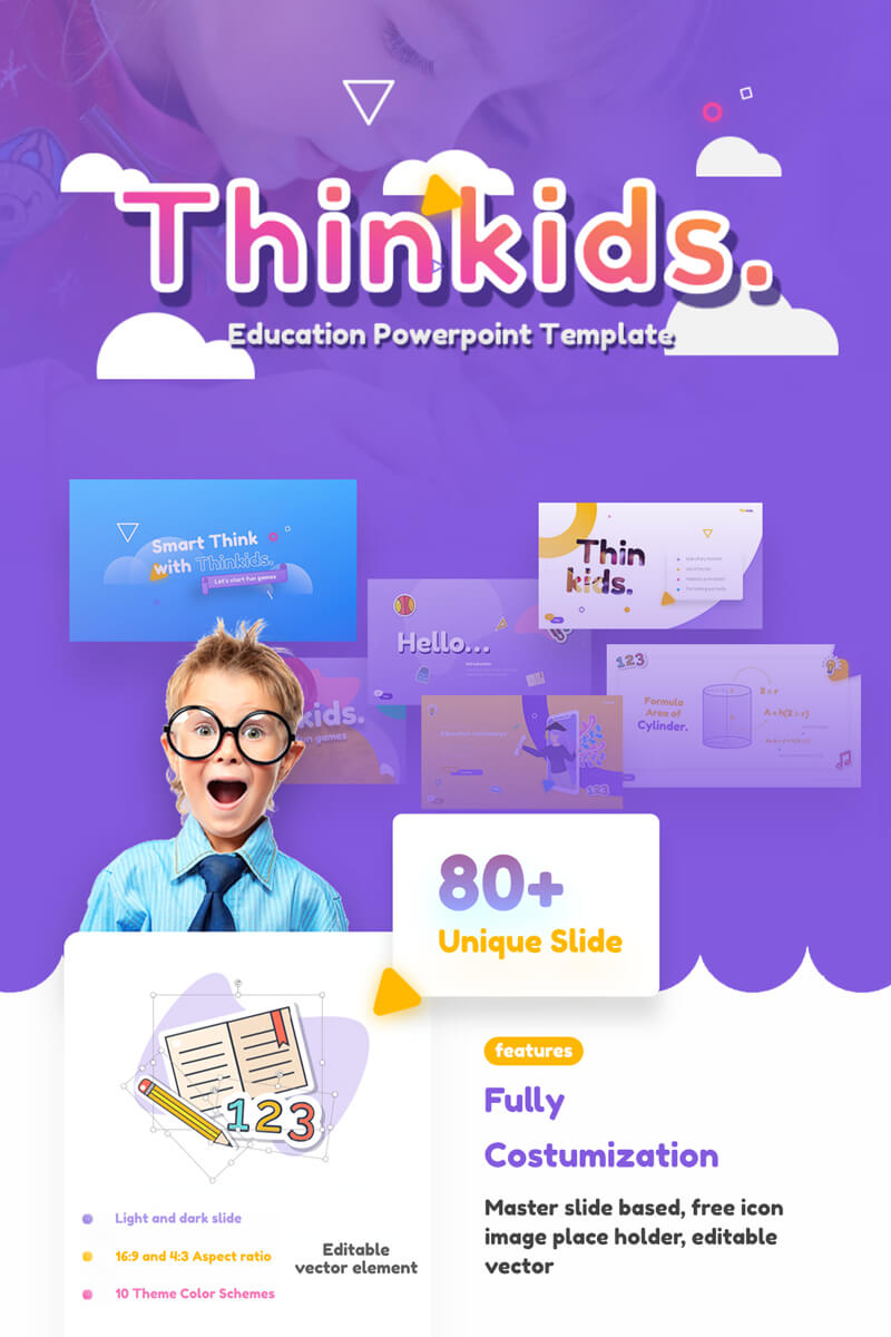 Thinkids – Fun Games & Education Regarding Powerpoint Template Games For Education