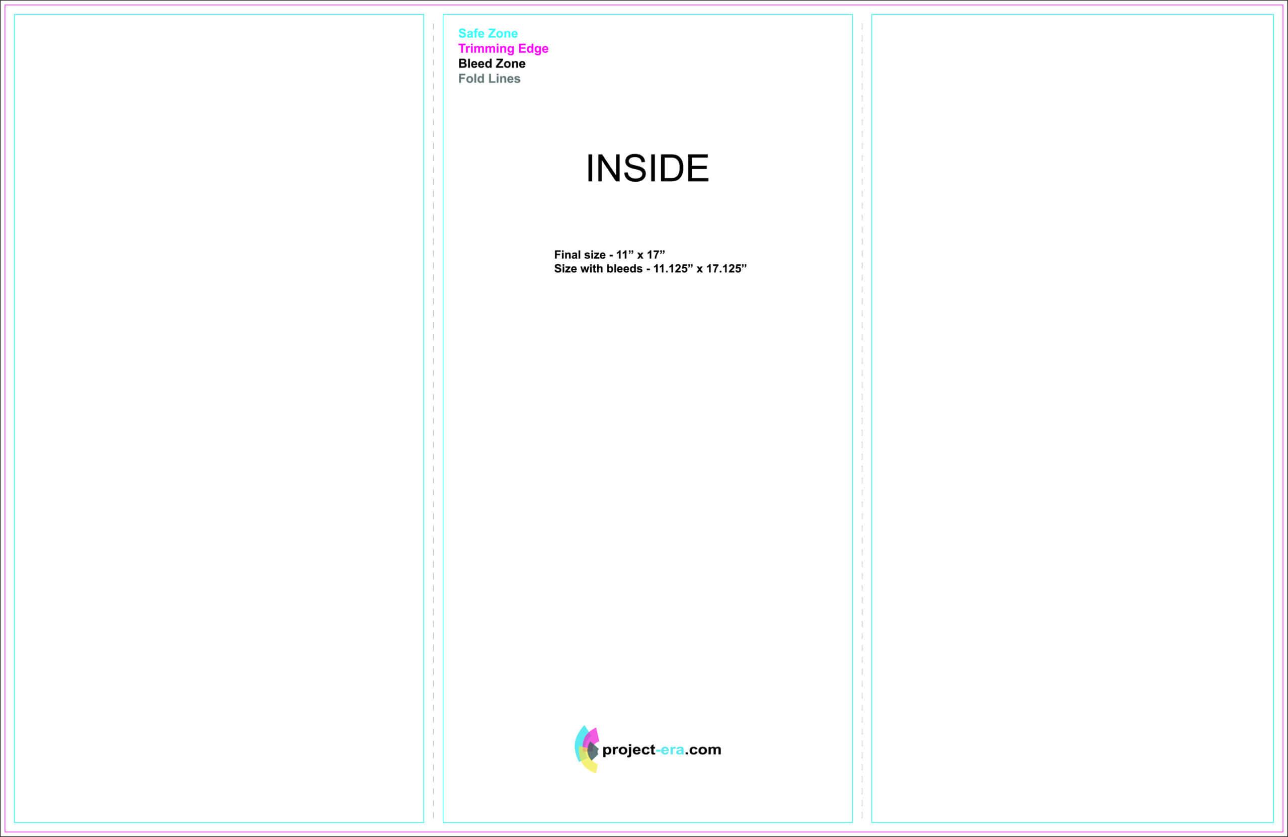 Tri Fold Brochure Template Illustrator - Calep.midnightpig.co Throughout Tri Fold Brochure Template Illustrator