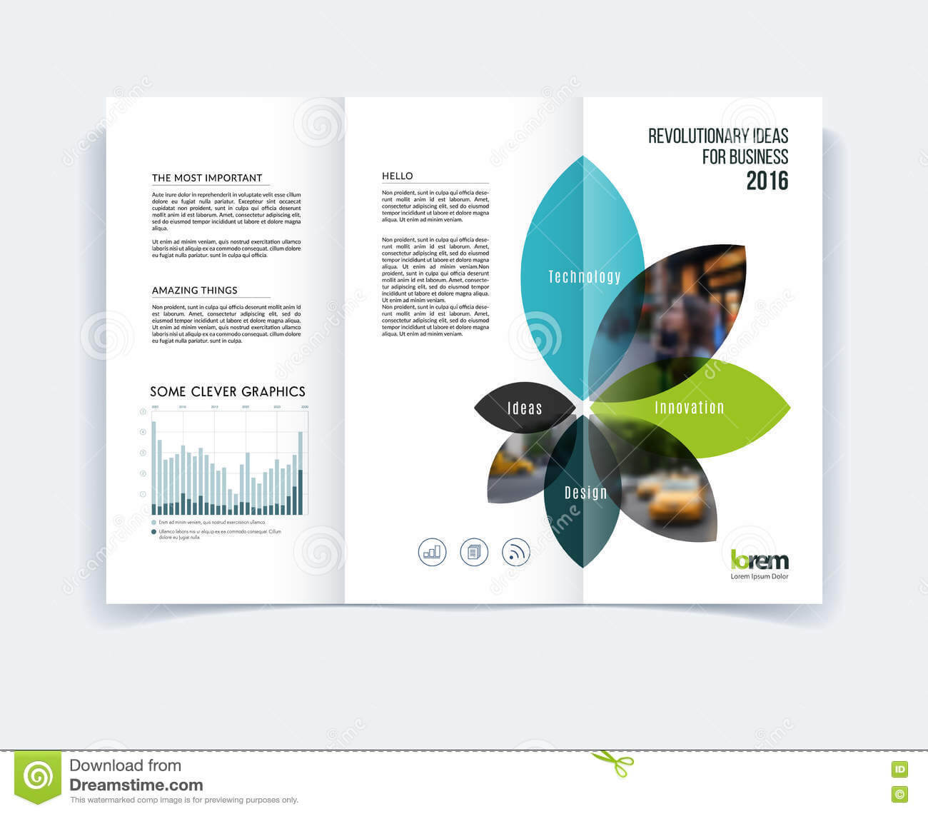 Tri Fold Brochure Template Layout, Cover Design, Flyer In A4 Throughout Engineering Brochure Templates Free Download