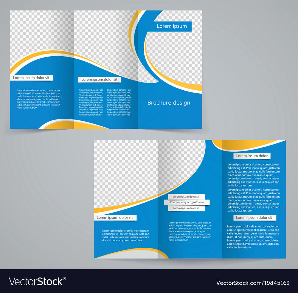 Tri Fold Business Brochure Template Intended For Free Tri Fold Business Brochure Templates