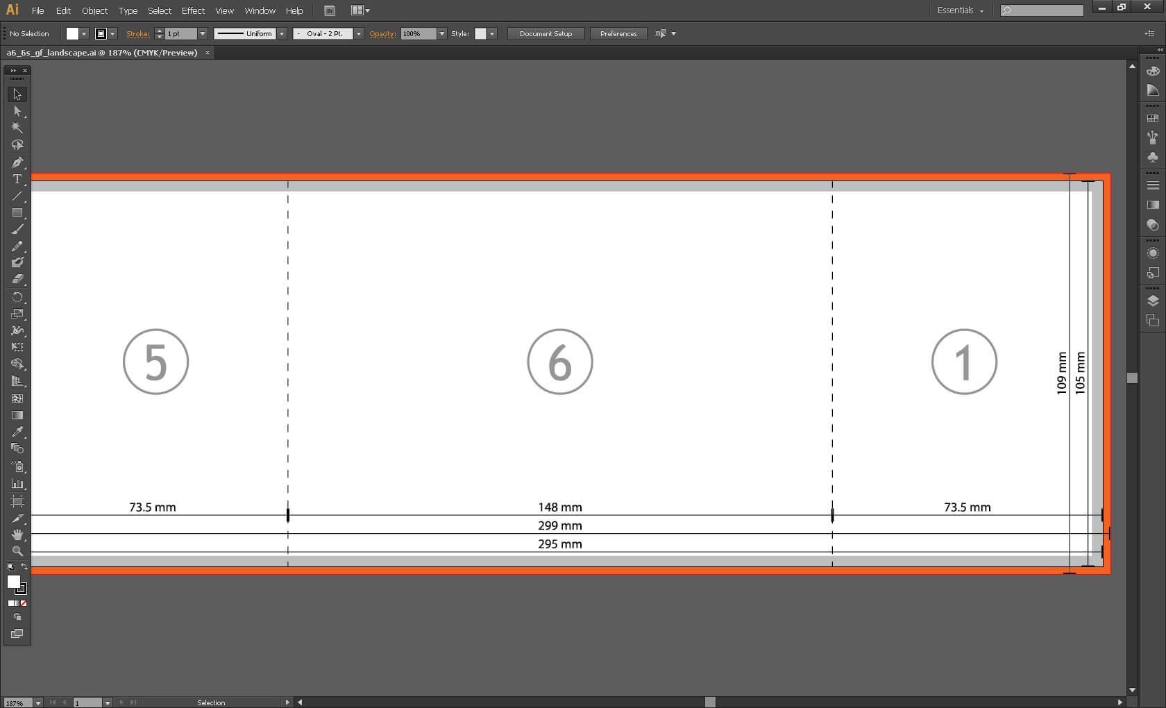Tutorial: Sweet Gate Fold Brochure Template » Saxoprint Blog Uk Within Gate Fold Brochure Template Indesign