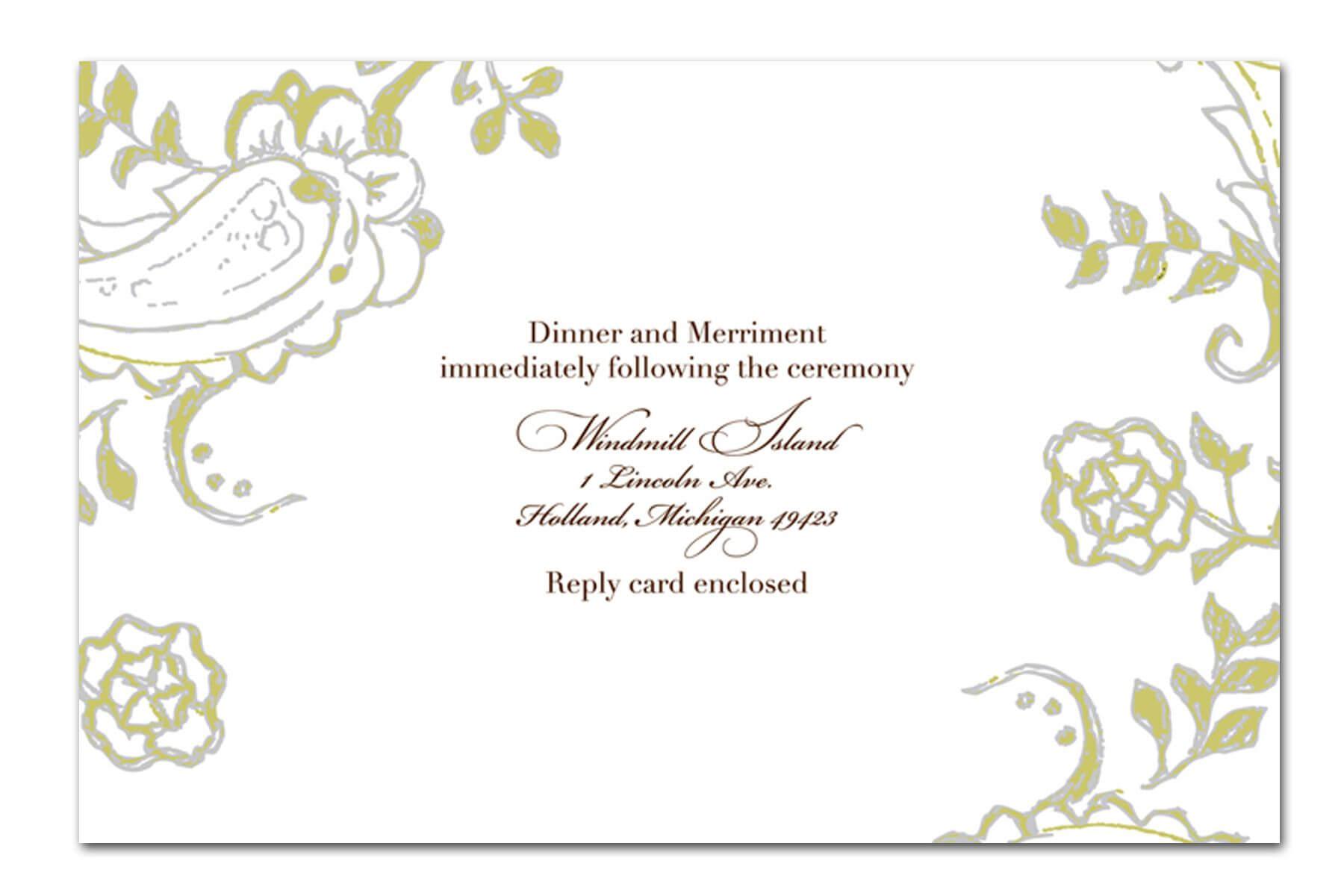Wedding Invitations : Best Wedding Invitations Cards Regarding Free E Wedding Invitation Card Templates