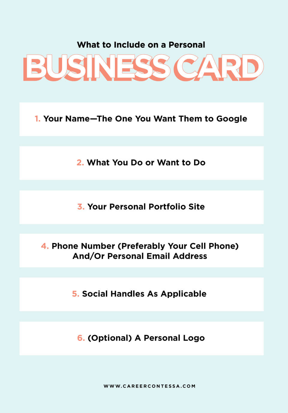 What To Put On Personal Business Cards – Calep.midnightpig.co For Student Business Card Template