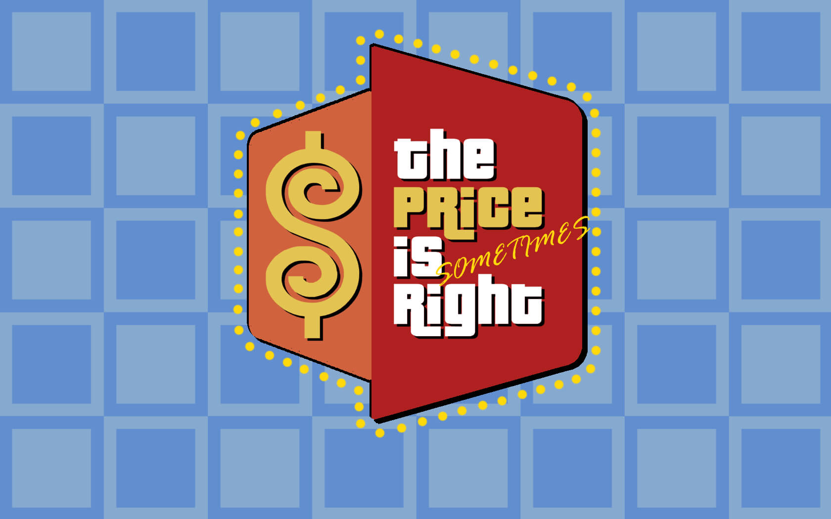 When Contract Price Doesn't Equal Market Value Throughout Price Is Right Powerpoint Template